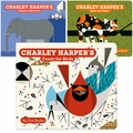 Charley Harper Board Book Bundle