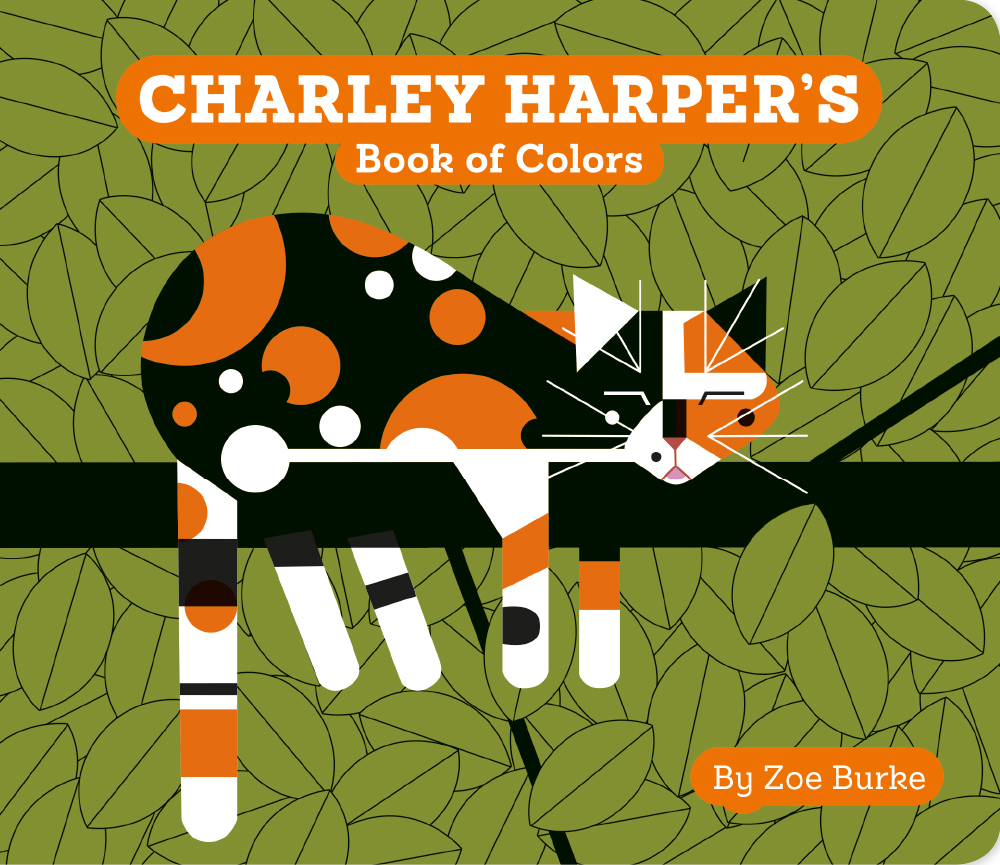 Charley Harper\'s Book of Colors
