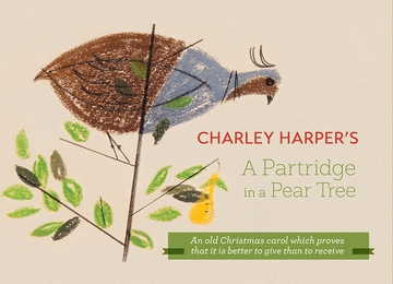 Charley Harper's A Partridge in a Pear Tree
