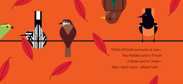 Charley Harper's What's in the Rain Forest