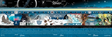 Chris Hardman's ECOlogical Wall Calendar 2018: A New Way to Experience Time