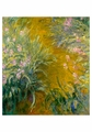 Claude Monet: The Path through the Irises Notecard