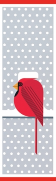 Cool Cardinal Bookmark