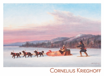 Cornelius Krieghoff Boxed Notecards