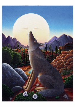 Coyote Moon Notecard
