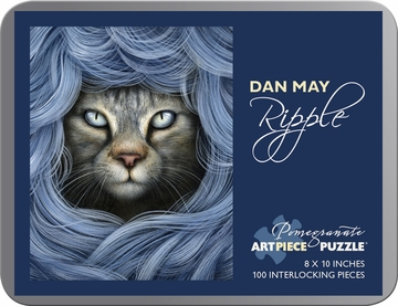 Dan May: Ripple 100-piece Jigsaw Puzzle