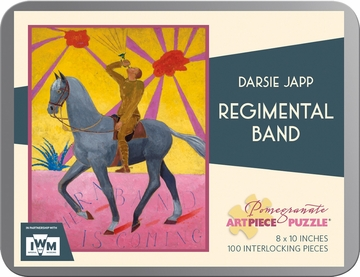 Darsie Japp: Regimental Band 100-piece Jigsaw Puzzle