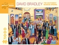 David Bradley: The Southwest Museum Opening 1,000-piece Jigsaw Puzzle