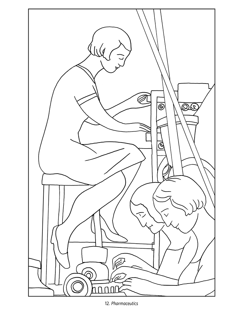 diego rivera coloring pages - photo#20