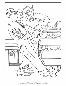 diego rivera printable coloring pages - photo#18
