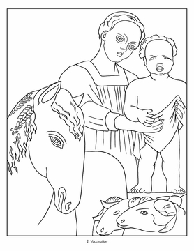 diego rivera printable coloring pages - photo#28