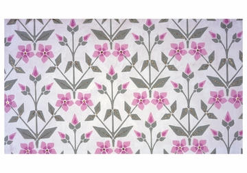 Wallpaper Design Notecard