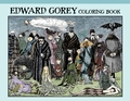 Edward Gorey Coloring Book