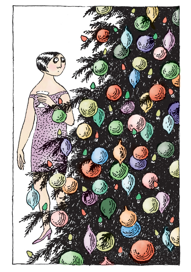 Edward Gorey: \'Tis the Season Holiday Card Assortment