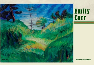 Emily Carr Book of Postcards