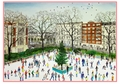 Emma Haworth: Ice Skaters Holiday Cards