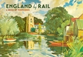 England by Rail Book of Postcards