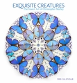 Exquisite Creatures: The Insect Art of Christopher Marley 2018 Wall Calendar