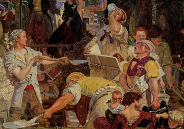 Ford Madox Brown: Work Boxed Notecards