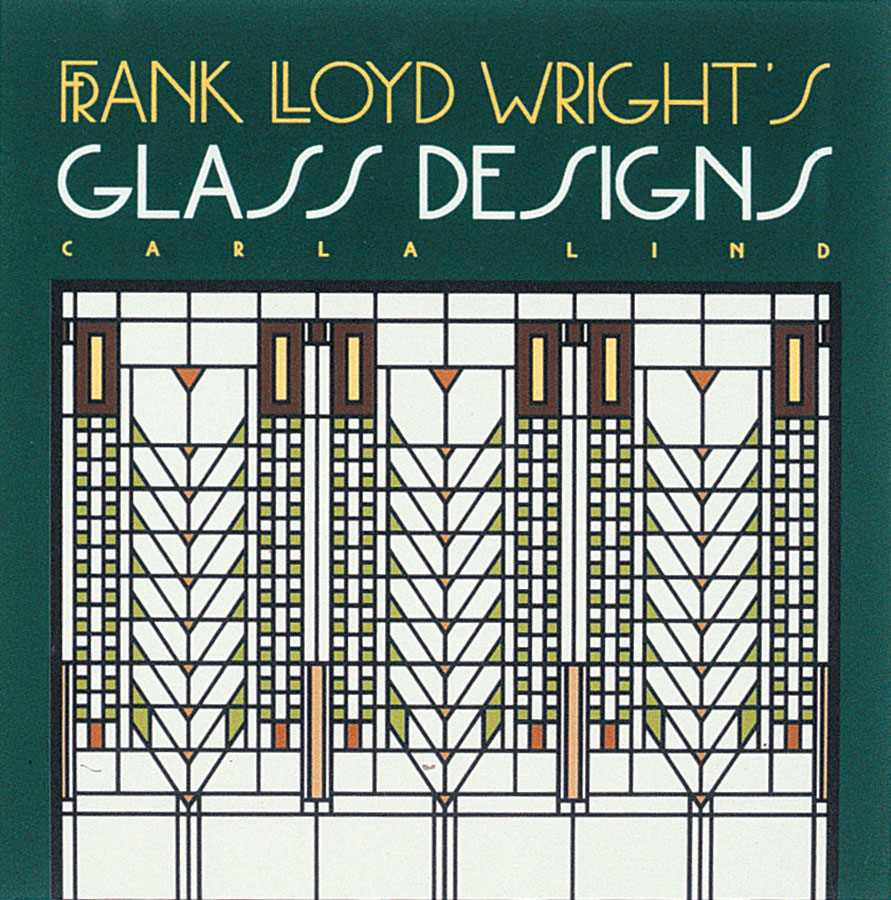 frank lloyd wright 39 s glass designs. Black Bedroom Furniture Sets. Home Design Ideas