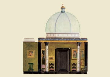 George Aitchison: Designs for Leighton House Notecard Folio