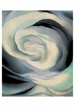 Georgia O'Keeffe: Abstract Flowers Boxed Notecards