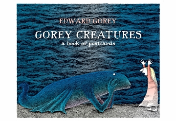 Gorey Creatures Book of Postcards