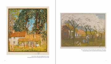 Gustave Baumann: Views of Brown County