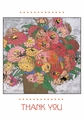 Gustave Baumann: Zinnias Boxed Thank You Notes