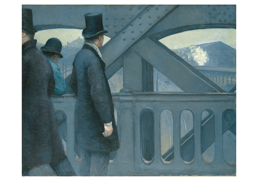 gustave caillebotte paris street rainy day essay 2015, gustave caillebotte: the pont de l'europe and paris street, rainy day—and sometimes given includes essays written by experts in.