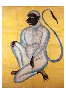 Hanuman, the Monkey God Postcard
