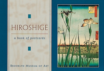 Hiroshige Book of Postcards