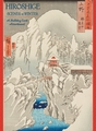 Hiroshige: Scenes of Winter Holiday Card Assortment