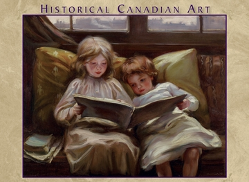 Historical Canadian Art Boxed Notecards