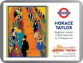 Horace Taylor: Brightest London 100-piece Jigsaw Puzzle