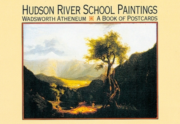 Hudson River School Paintings Book of Postcards