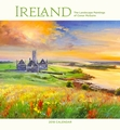 Ireland: The Landscape Paintings of Conor McGuire 2018 Wall Calendar