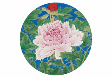 Isen'in Hoin Eishin: Peony Small Boxed Cards