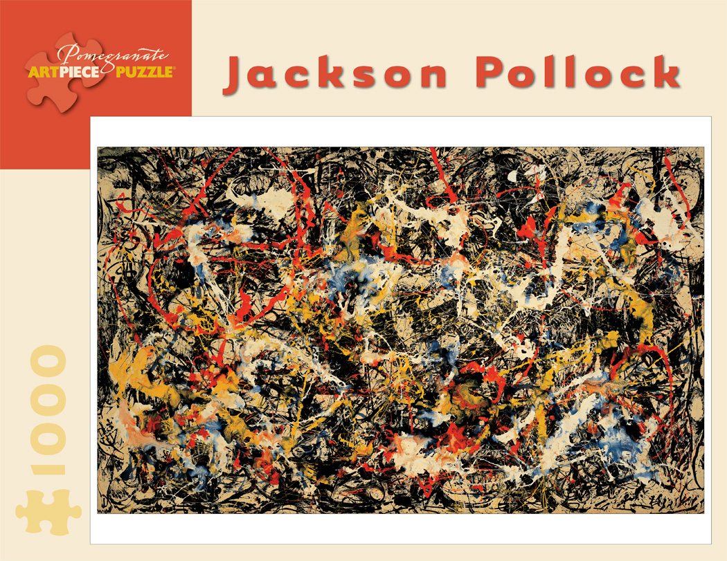 jackson pollocks convergence Jackson pollock [american abstract expressionist painter, 1912-1956] guide to pictures of works by jackson pollock in art museum.