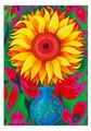 Jane Tattersfield: Sunflower Boxed Small Notecards