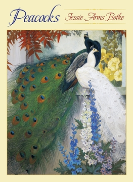 Jessie Arms Botke: Peacocks Boxed Notecard Assortment