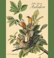 John James Audubon 2019 Mini Wall Calendar