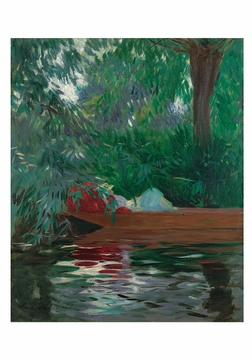 John Singer Sargent: Under the Willows Small Boxed Cards