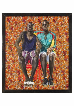 Kehinde Wiley: The World Stage Boxed Notecards
