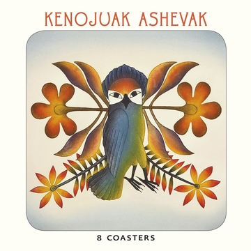 Kenojuak Ashevak: Grand Entrance Coasters