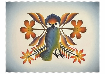 Kenojuak Ashevak: Owls from Cape Dorset Holiday Card Assortment