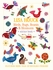 Lisa Houck: Birds, Bugs, Beasts & Blossoms Sticker Book