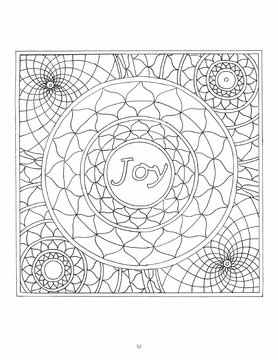 mandalas coloring book - Mandalas Coloring Book