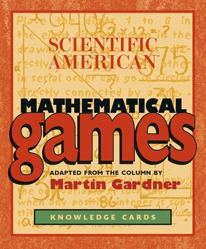 Mathematical Games Knowledge Cards