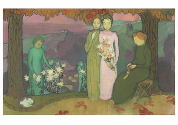 Maurice Denis Notecard Folio